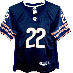 Reebok Forte Chicago Bears #22 NFL Jersey Youth M